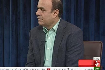 Mr. Khanmohammadi Live interview with IRIB